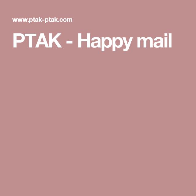 PTAK-Happy mail