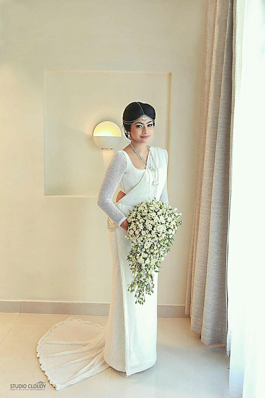 Dressed by Subash Abeywickrama | Traditional brides | Pinterest ...