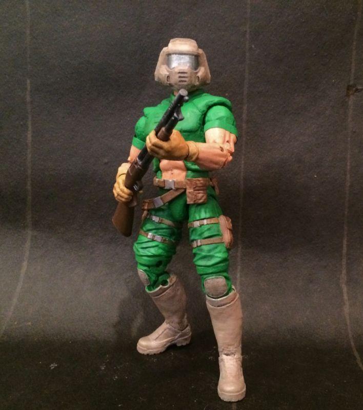 Doomguy (Doom Space Marine) (Doom) Custom Action Figure