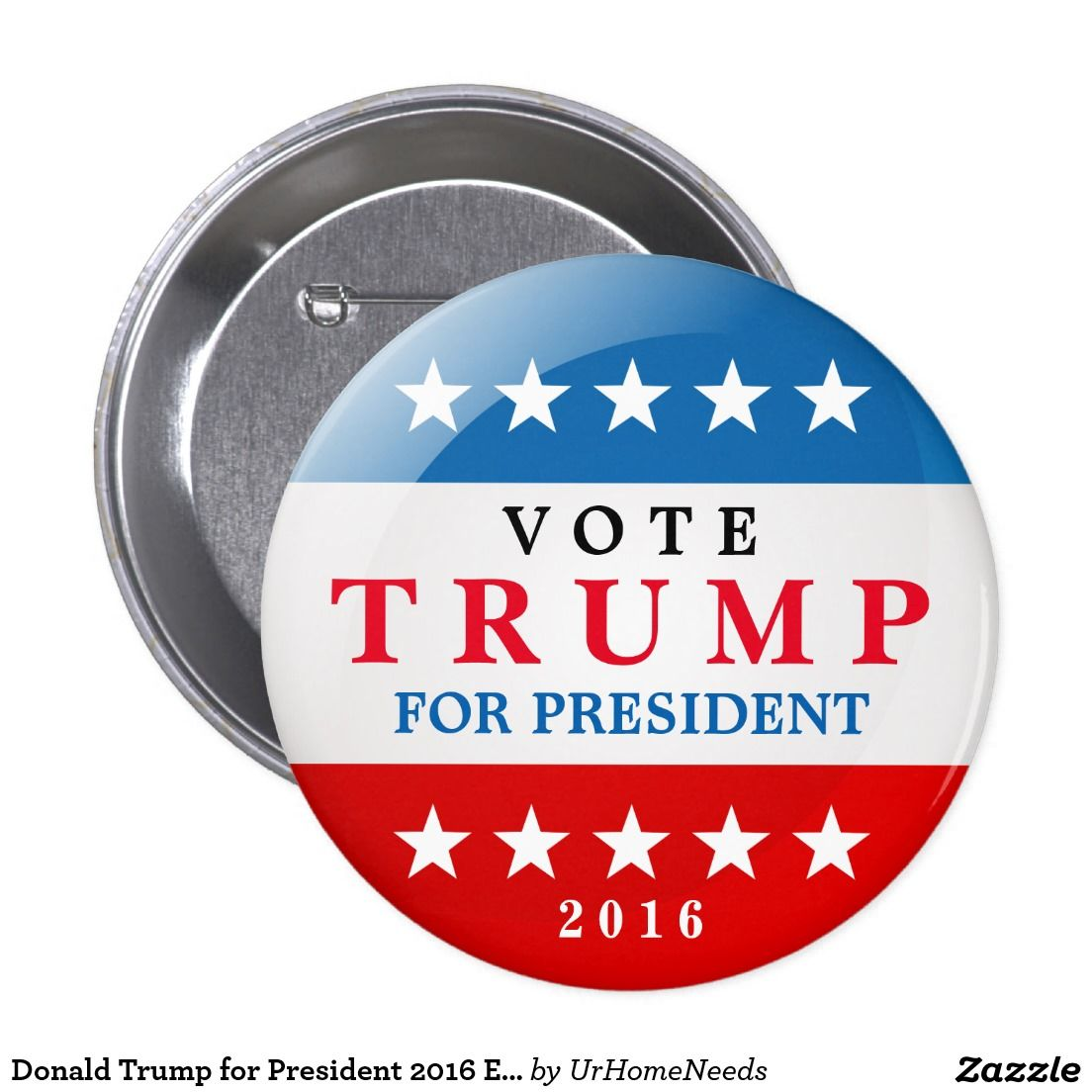 Donald Trump for President 2016 Election Campaign