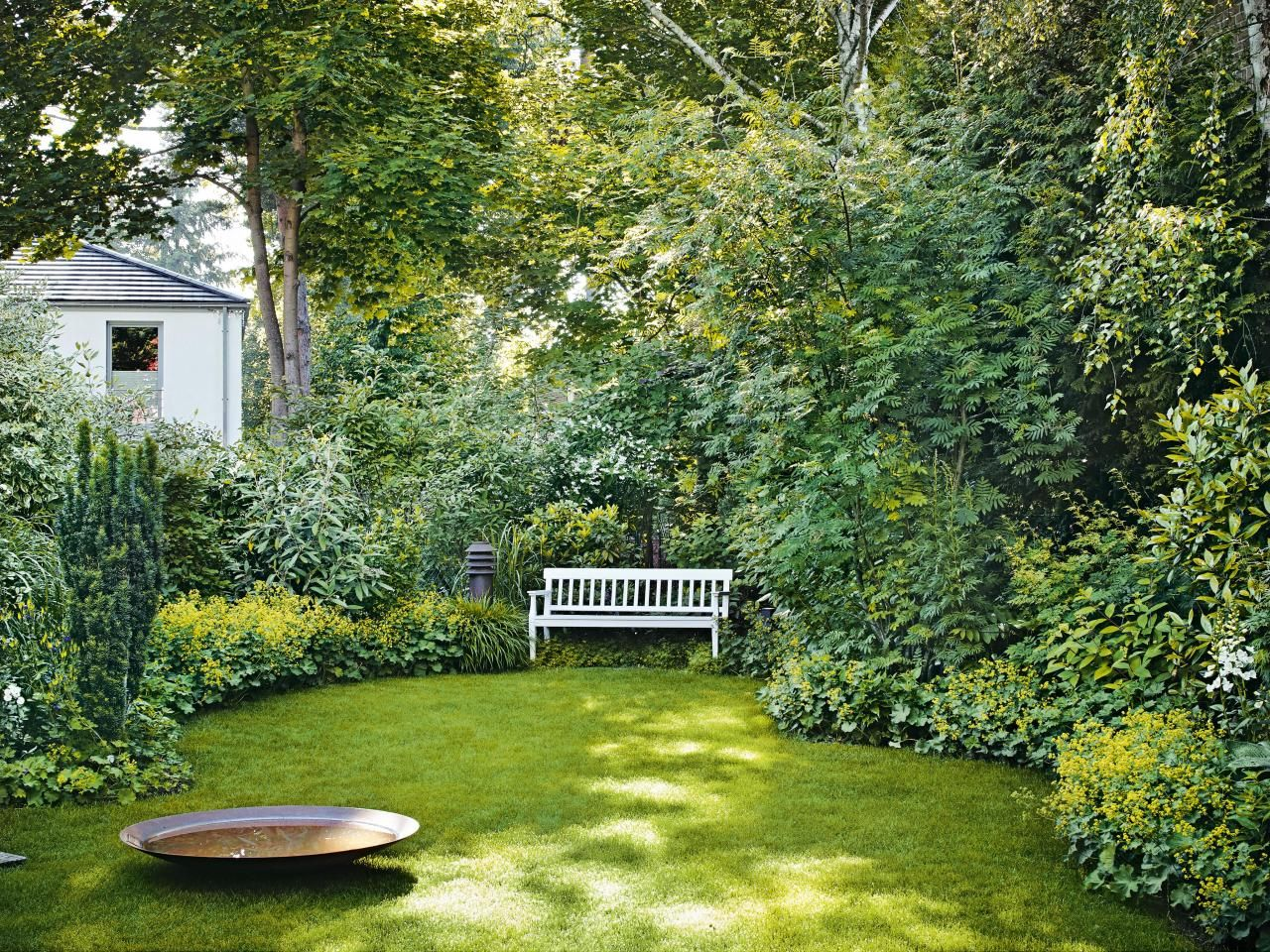 Tipps zur Gartenplanung auf wenig Raum - [SCHÖNER WOHNEN]
