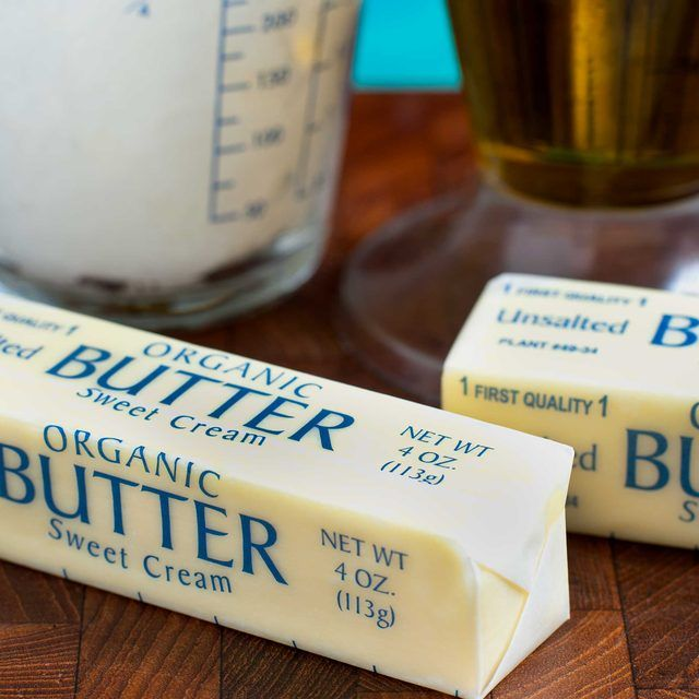 How to Substitute Butter for Vegetable Shortening in 2019