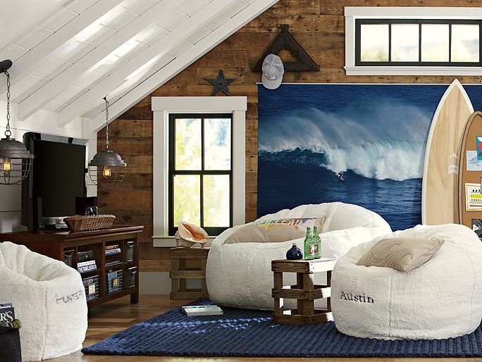 Surfer style interior design blog mywebroomsurfer for Surfers bedroom design
