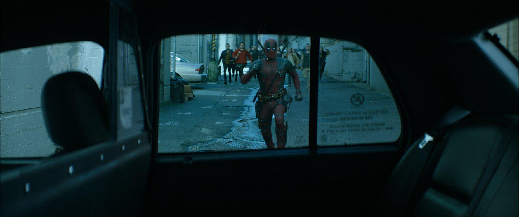 Ryan Reynolds In Deadpool 2 2018 Ver Hd Ver Online Deadpool 2