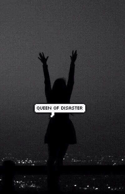 Imagen de Queen, disaster, and grunge