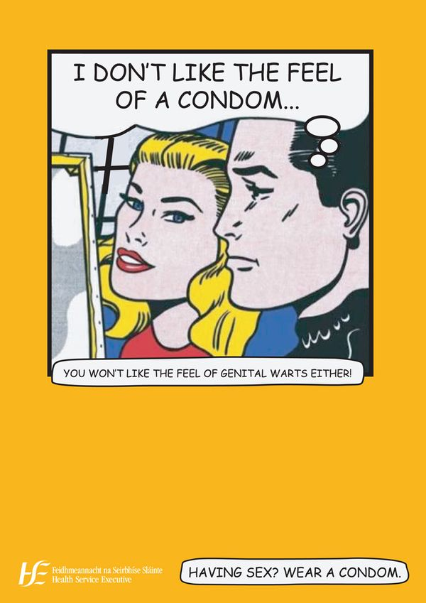 Sexually transmitted infections posters plus