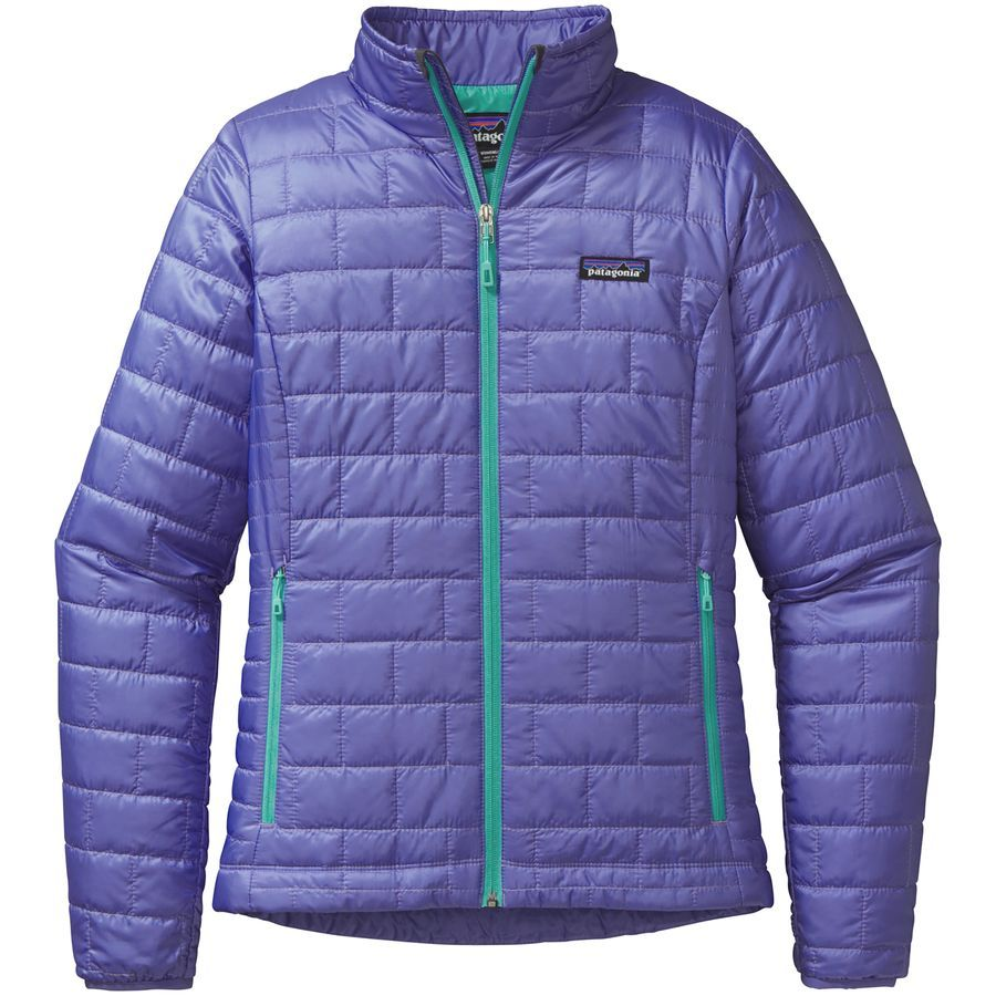 Nano puff insulated jacket men's