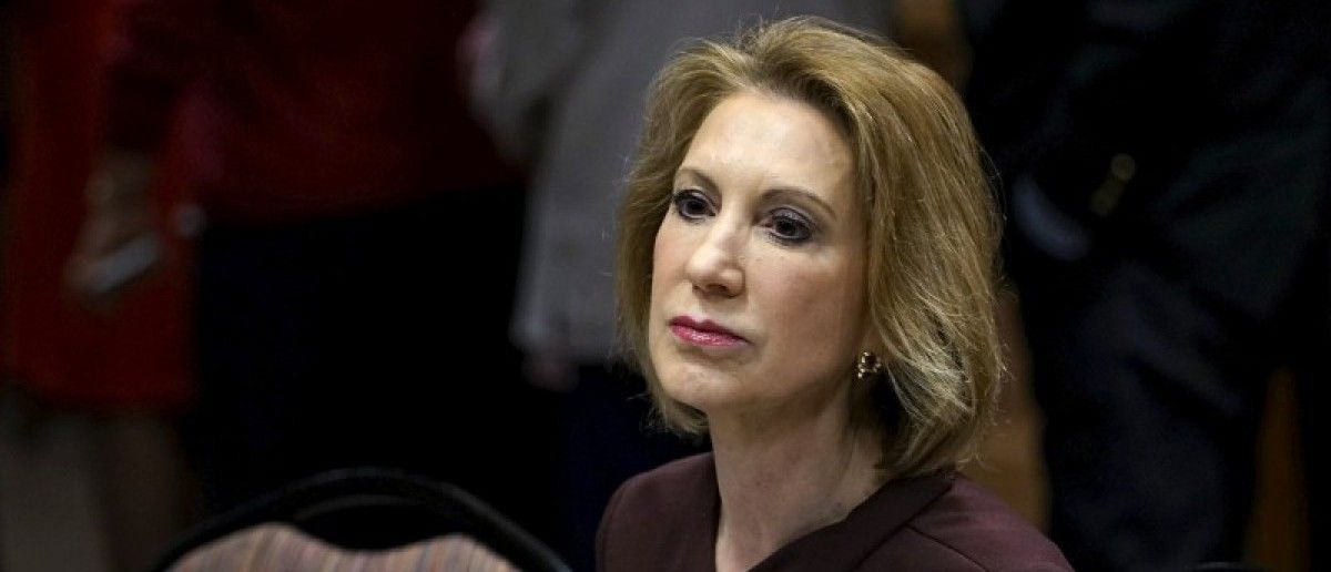 Fiorina Hits Government Waste: 'Just Plain Abuse And Corruption'