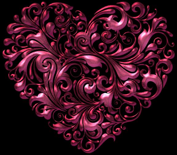 Pink Valentine (720x630 px) printable | Heart wallpaper ...