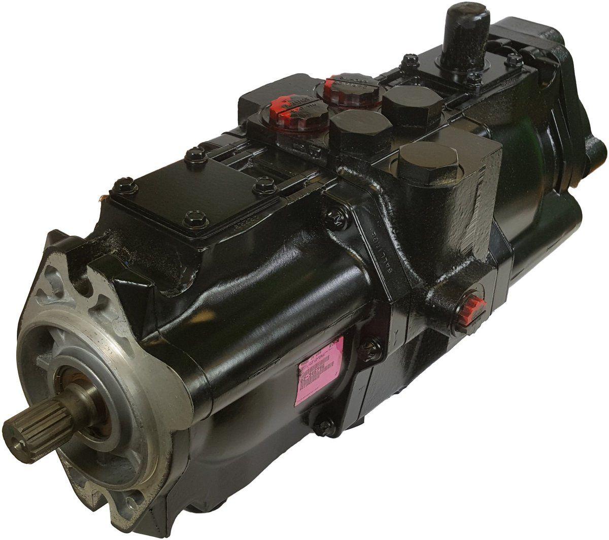 Vickers Hydraulic Pumps & Motors | Hydraulics | Hydraulic