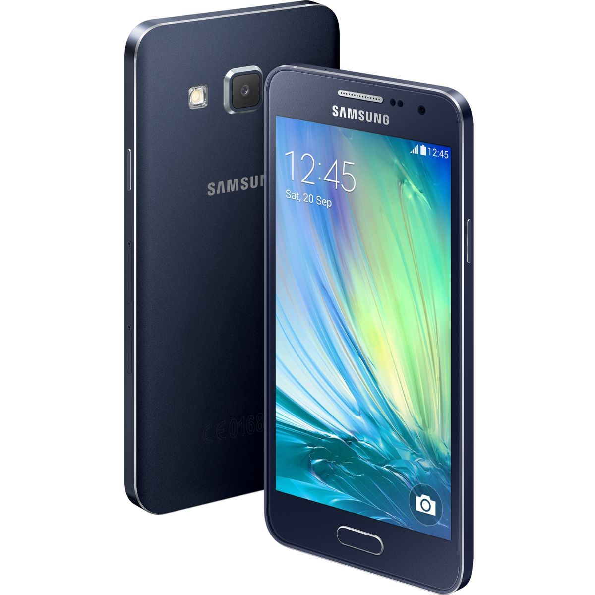 Samsung GALAXY A3 smartphoneul midrange dual SIM