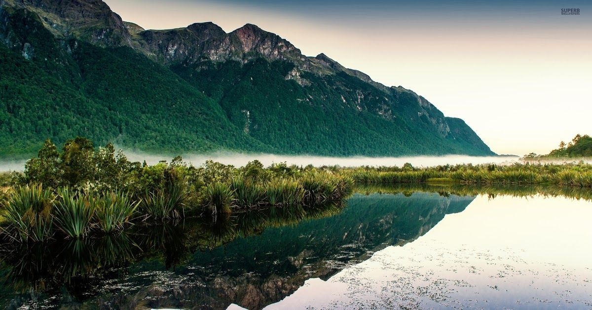 28 New Zealand Pc Wallpaper Tablet Smartphone Page 1 Download For Free On All Your Devices Computer Smartphone Or Tablet 1920x1200 Mountain Lake New Zealand Di 2020