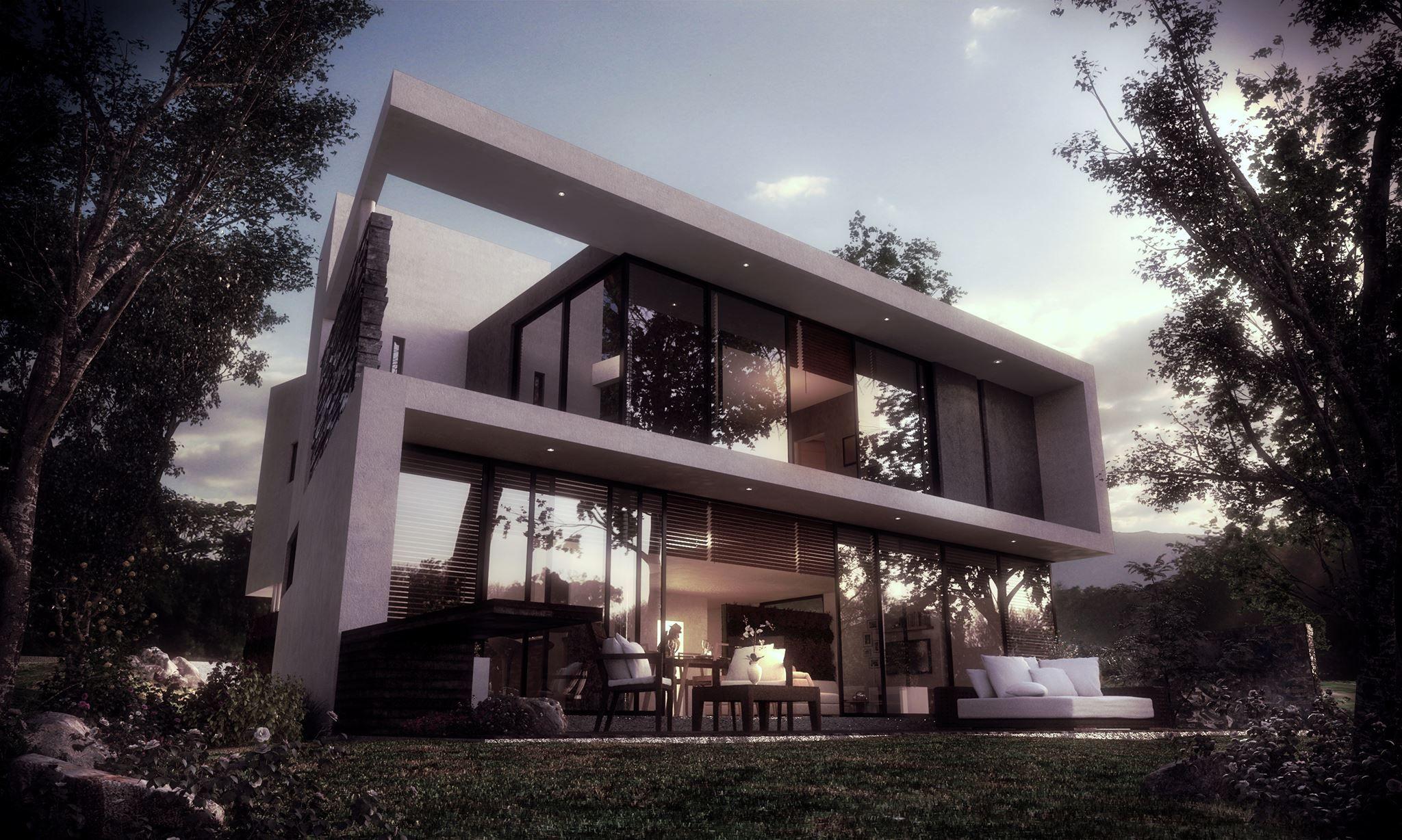 Name casa bugambilias software 3d max vray ps render for Software per arredare casa 3d