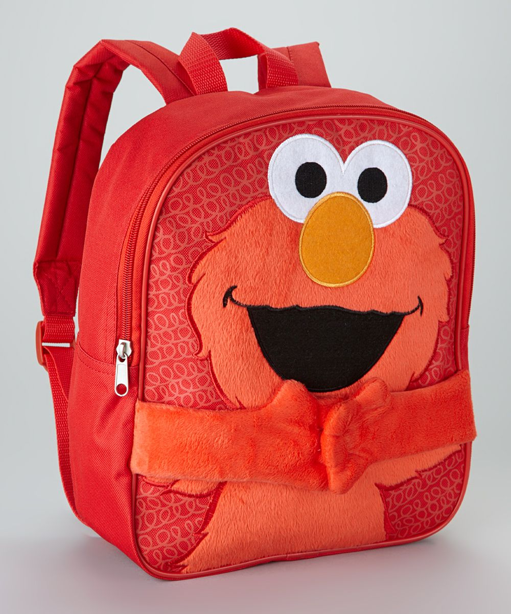 570e0414cb69 Red Elmo Backpack add to my favorites Sesame Street  13.99