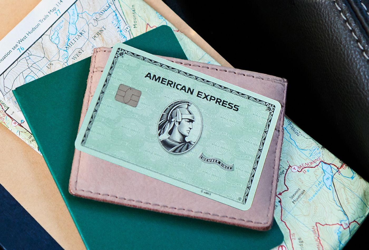 American express green card relaunches with new benefits