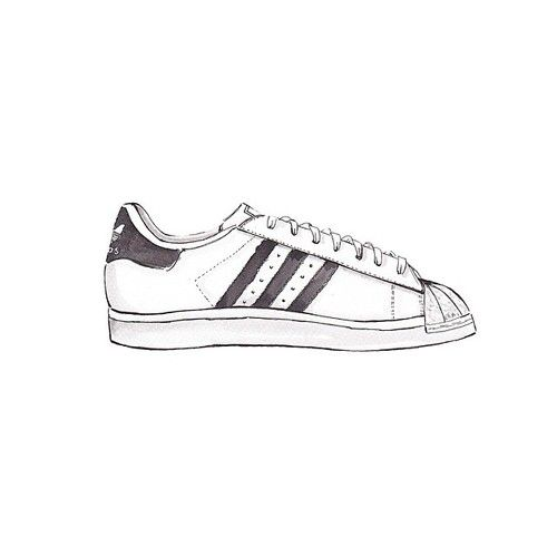 Good objects - Adidas Originals Superstar II Sneakers @adidasoriginals #minimalism #fashionblogger #ootd  #watercolour #art #goodobjects