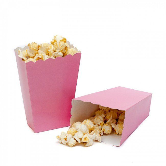 Popcorn Packaging Boxes