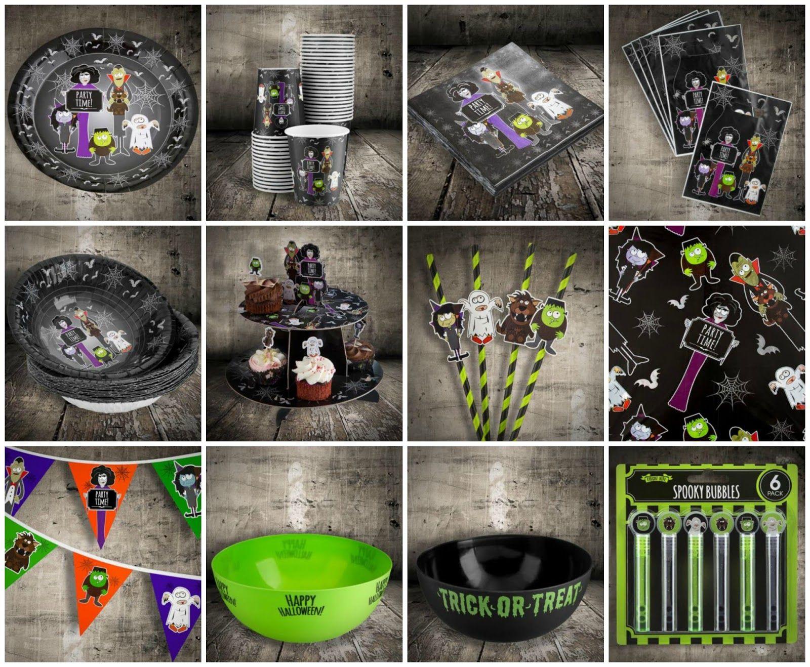 Party Ideas & Supplies #blogger #halloween #partyideas x