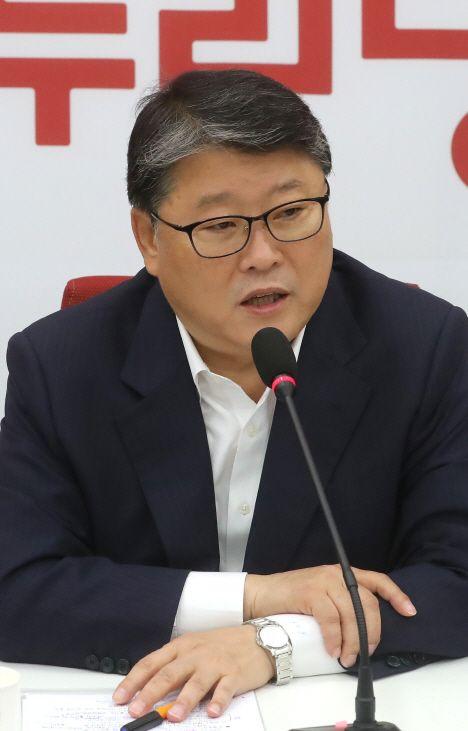 조원진 코미디 단식 박지원은 비상식적 꼼수 정치인 - 서울경제
