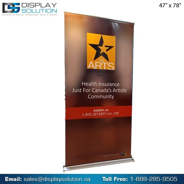 Pin By Display Solution On Outdoor Displays Pinterest Banner Stands Delectable Artistic Displays Banner Stands