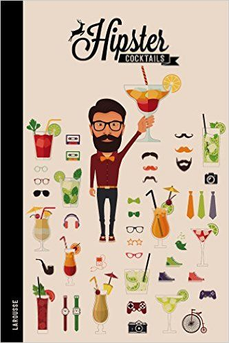 Amazon.fr - Hipster Cocktails - Sandrine Houdre Gregoire - Livres
