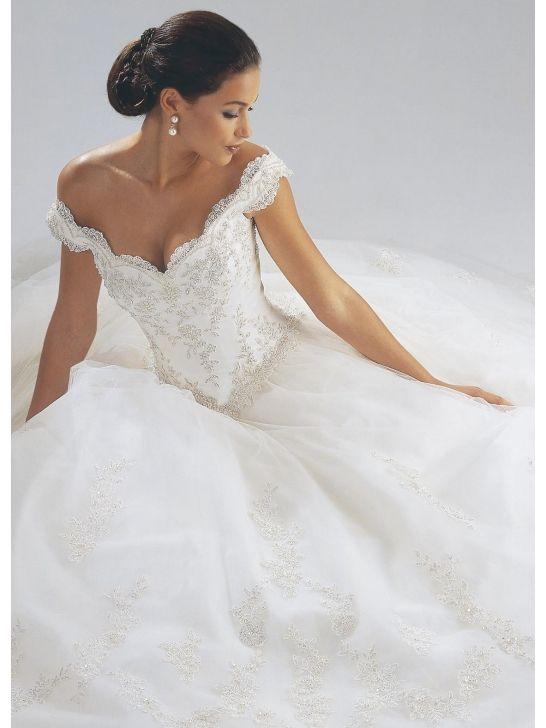 WEDDING DRESS BUSINESS: Off The Shoulder Wedding Dresses | Wedding ...