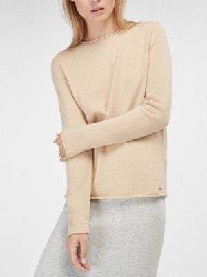 Massimo Dutti Sweter 100 Cashmir R S 6810597954 Oficjalne Archiwum Allegro Sweaters Fashion Round Neck Sweaters