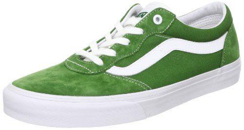vans color verde
