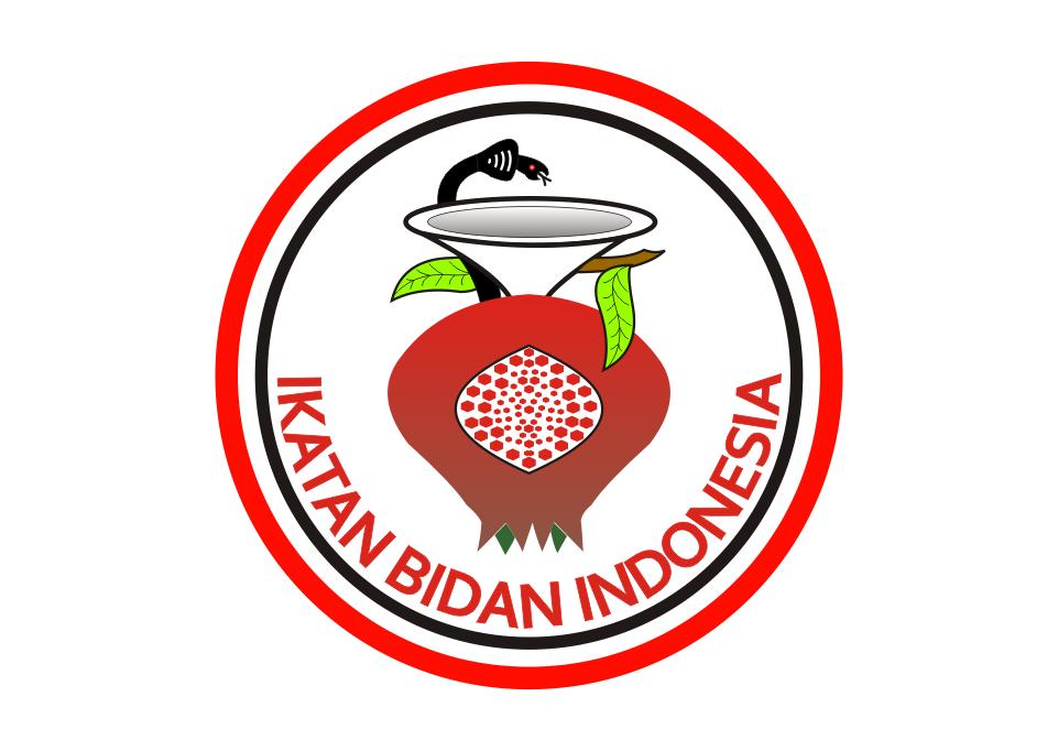 Logo IBI (Ikatan Bidan Indonesia) Vector Free logo