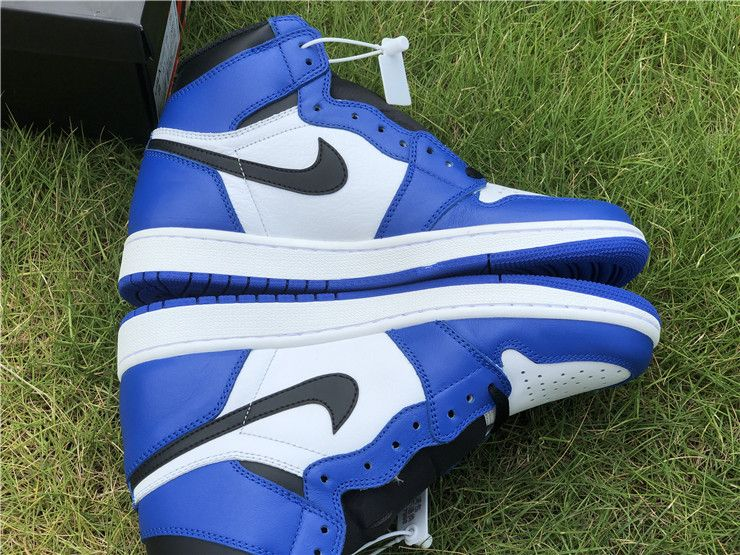 Air Jordan 1 Retro High Og Game Royal Mens Shoes In 2020