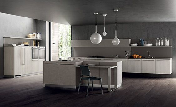 Cucine Scavolini | Casa-cucina | Pinterest | Design kitchen ...