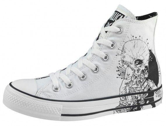 Converse X Metallica  9f4b594dc