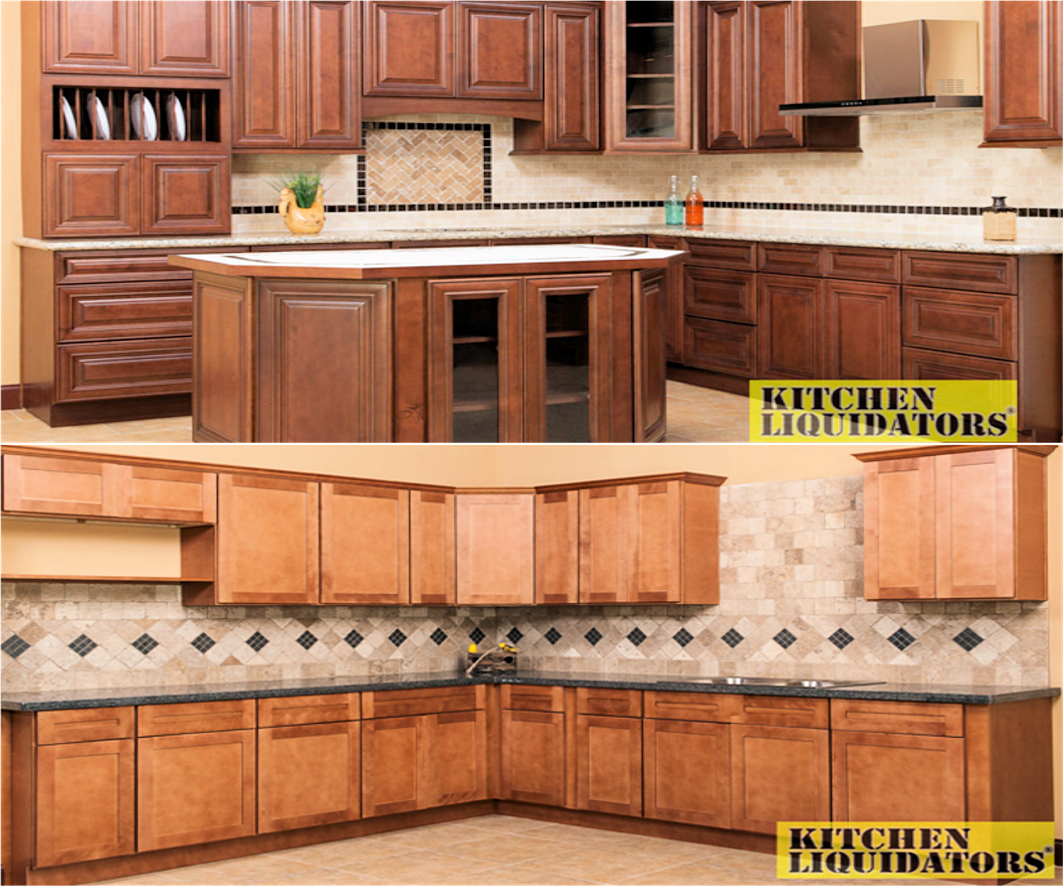 BUYING DIRECT FROM THE USA... Kitchen Liquidators carries a ...