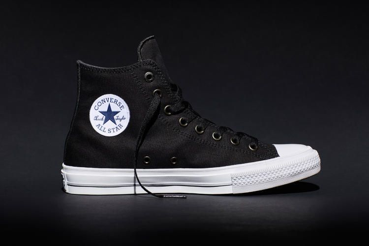 Converse Lunarlon Insole For Sale Meet The Chuck Ii The First New Converse All Star Design In 100