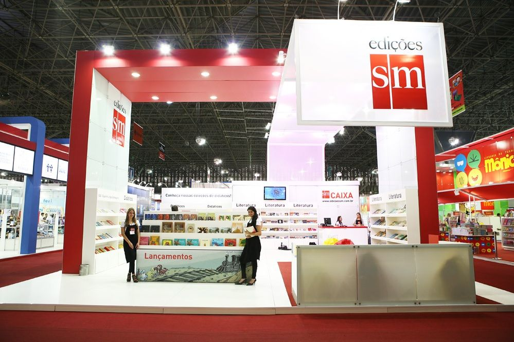 Bienal Internacional do Livro de São Paulo, 2012 Edições SM_Pavilhão de Exposições do Anhembi