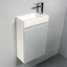 Petit Lave Mains Ceramique Blanche De Faible Encombrement Profondeur 17 5 X Largeur 35 Cm Petit Lave Main Lave Main Design Lave Main