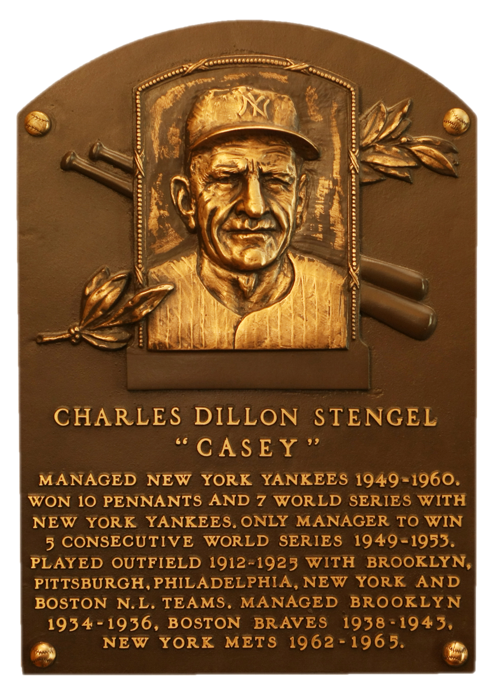Photo of Casey Stengel