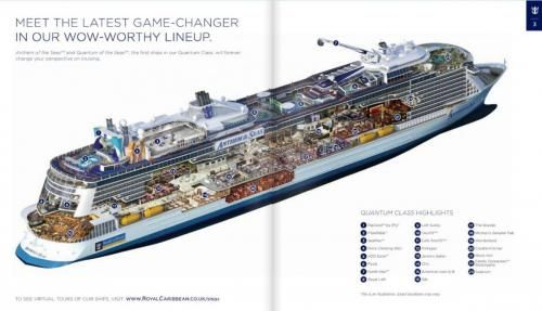 cruise ship diagram speaker wire for car audio royal caribbean schematic anthem of the seas inside layout revealed blog interior