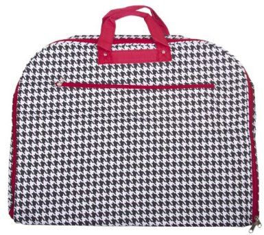 9284d3e01e79 Amazon.com: World Traveler Ivory Toile 40-inch Hanging Garment Bag ...
