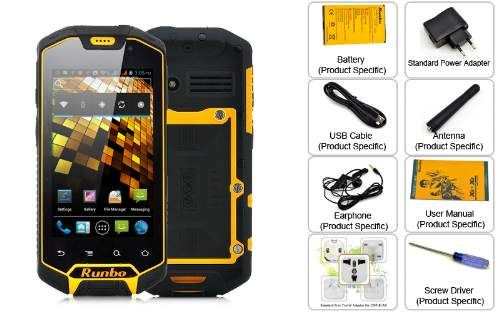 Fancy   Rugged Android 4.0 Phone U201cRunbo X5u2033 | Design // Mobile Phone    Tablets   Cameras   Technology Design | Pinterest | Phone, Android And  Technology ...