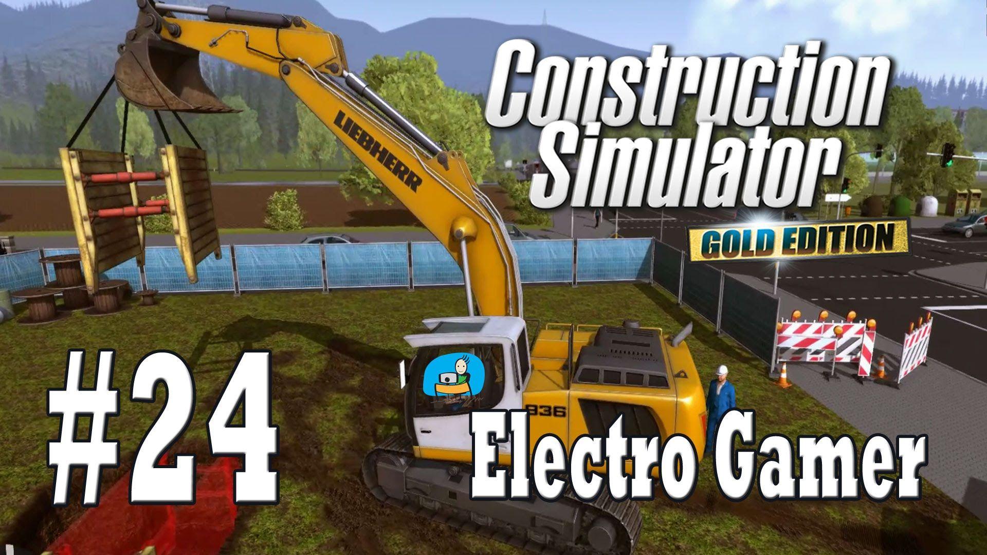 Construction Simulator 2015 Gold Edition | New Area