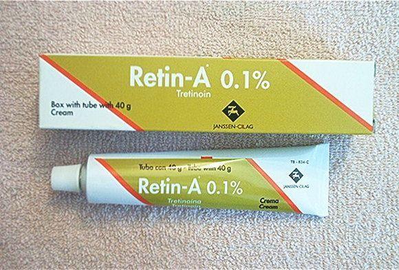 Use Retin A On Your Keratosis Pilaris Retinolcream Retinol Cream