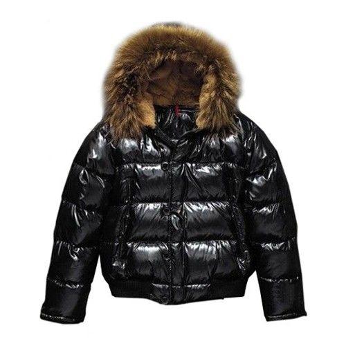 76e40df24bfc France Moncler Rabbit Hats Black Jacket Men For Sale