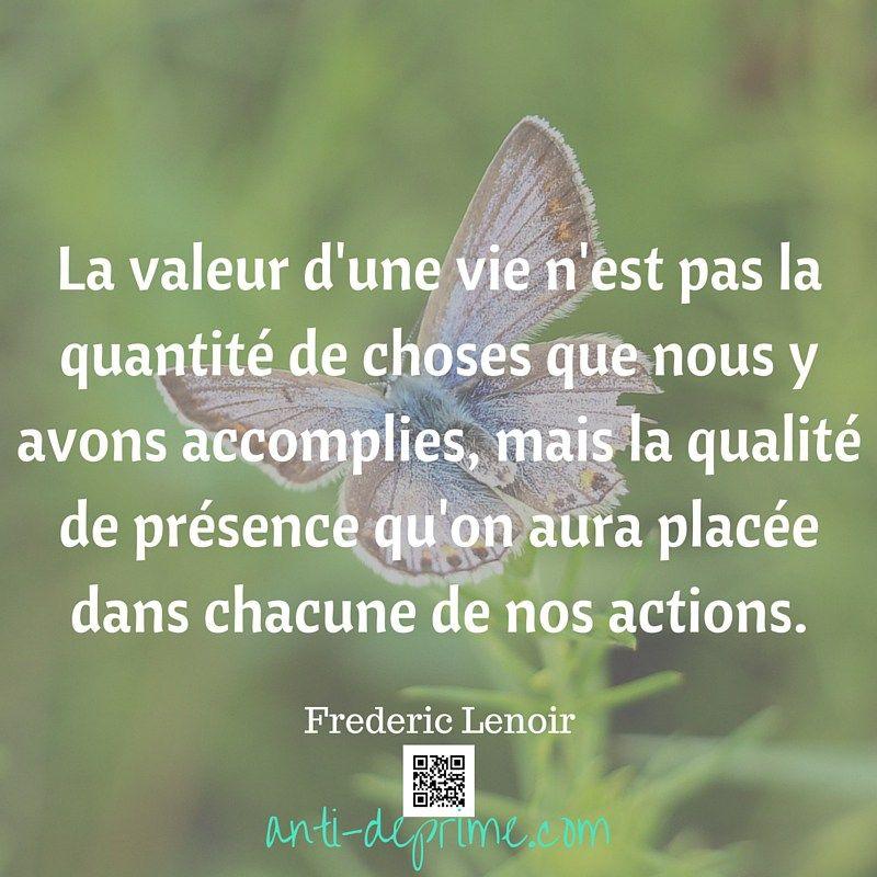 Extrêmement Frédéric Lenoir, je l'aime bin lui! ^_^ | Citations | Pinterest  YF36
