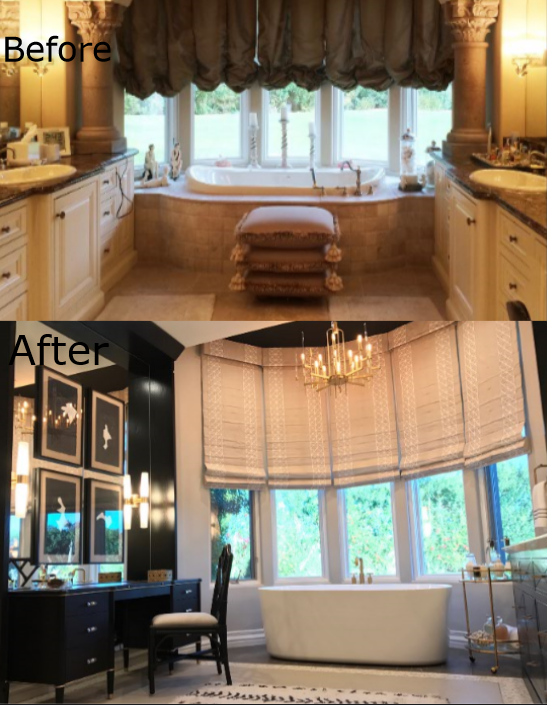 Master Bathroom Remodel Before And After Luxury Remodels Company Fascinating Bathroom Remodel Companies Design