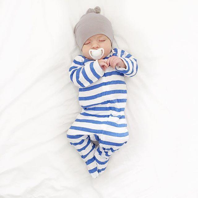 Lässig Babyoverall Babyspielanzug Babykleidung Babybody Langarm Liebe Rundhals