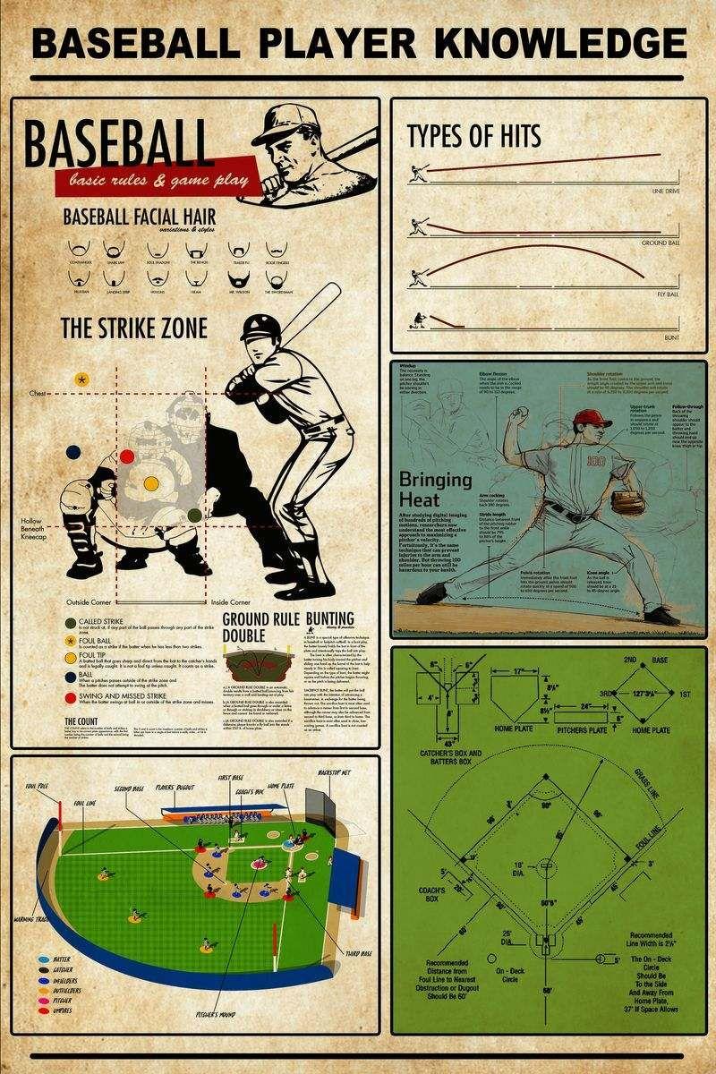 baseball player knowledge vertical