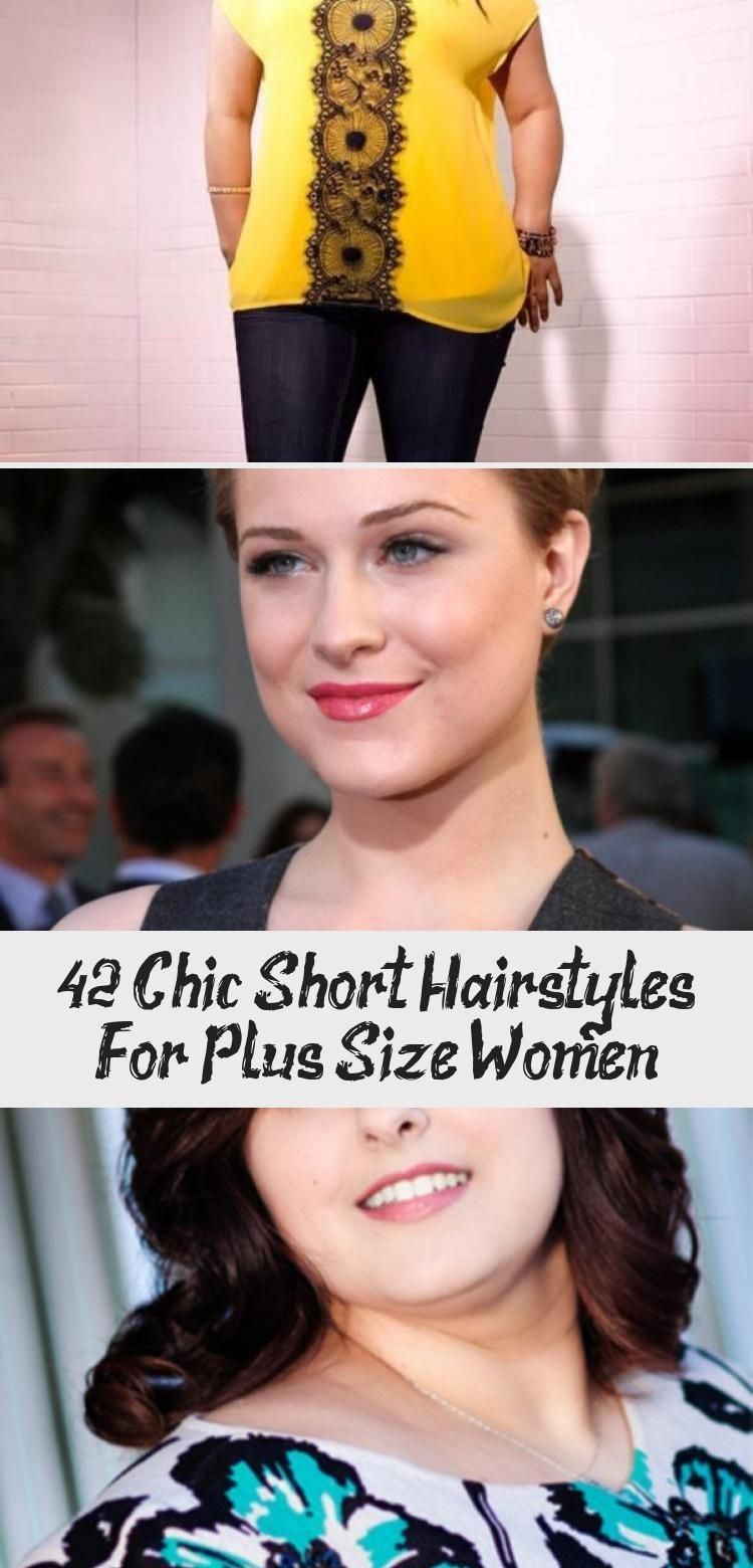 42 Chic Short Hairstyles For Plus Size Women Short Hairstyles For Black Women Black In 2020 Short Hair Styles Short Hairstyles For Women Popular Short Haircuts