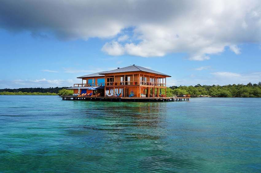 The Ideal Location for Privacy. Panama