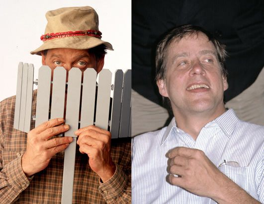 Actor Who Played Wilson On Home Improvement | The Real ... Earl Hindman